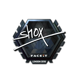 shox (Foil) | London 2018