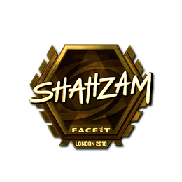 ShahZaM (Gold) | London 2018