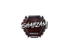 Skin Sticker | ShahZaM | London 2018