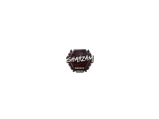 Sticker | ShahZaM | London 2018