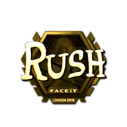 RUSH (Gold) | London 2018