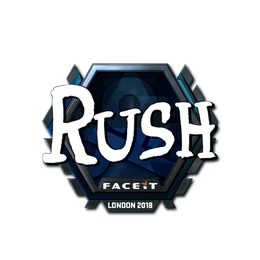 RUSH (Foil) | London 2018