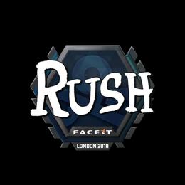 RUSH | London 2018
