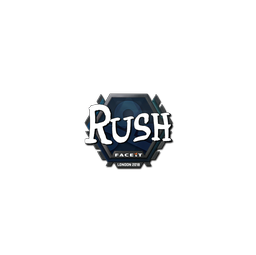Sticker | RUSH | London 2018
