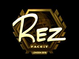 REZ | London 2018