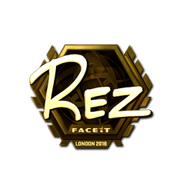 REZ (Gold) | London 2018