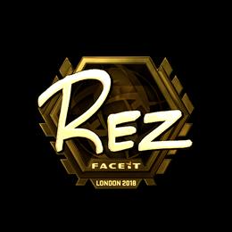 REZ (Gold) | London 2018
