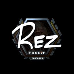 REZ (Foil) | London 2018