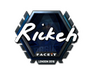 Skin Sticker | Rickeh (Foil) | London 2018