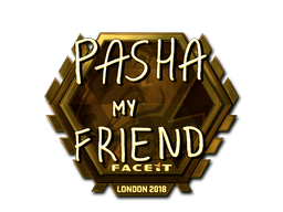 pashaBiceps | London 2018