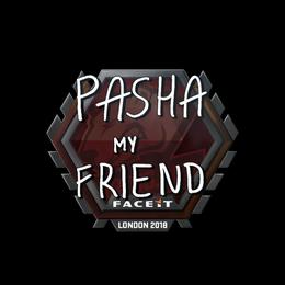 pashaBiceps | London 2018