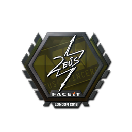 Zeus | London 2018