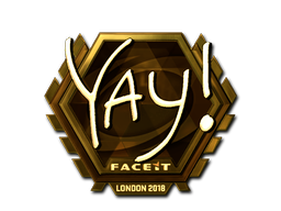 yay | London 2018