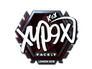Skin Sticker | Xyp9x (Foil) | London 2018