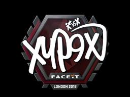 Xyp9x | London 2018