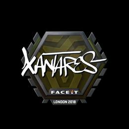 XANTARES | London 2018