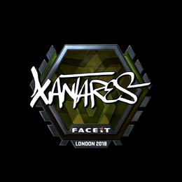 XANTARES (Foil) | London 2018