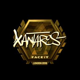 XANTARES (Gold) | London 2018