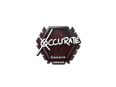 Skin Sticker | xccurate | London 2018