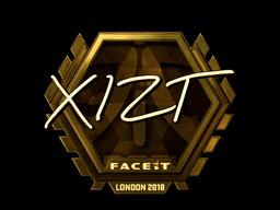 Xizt | London 2018