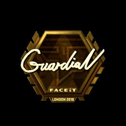 GuardiaN (Gold) | London 2018