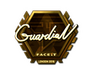 Skin Sticker | GuardiaN (Gold) | London 2018