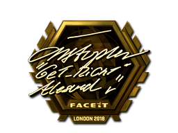 GeT_RiGhT | London 2018