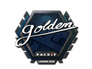 Skin Sticker | Golden | London 2018