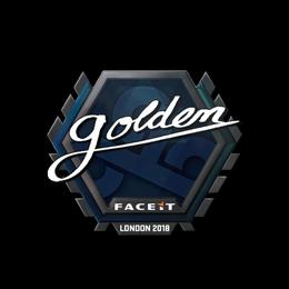 Golden | London 2018