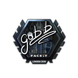 gob b (Foil) | London 2018