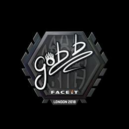 gob b | London 2018