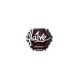 Sticker | gla1ve | London 2018