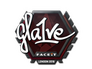 Skin Sticker | gla1ve | London 2018