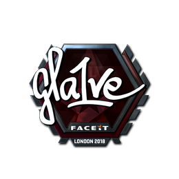 gla1ve (Foil) | London 2018