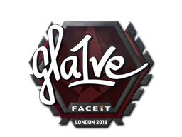 gla1ve | London 2018