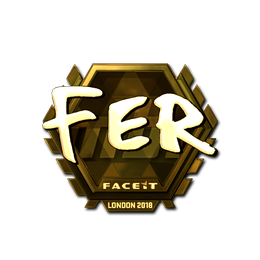 fer (Gold) | London 2018
