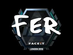 fer | London 2018