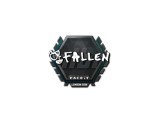 Skin Sticker | FalleN | London 2018