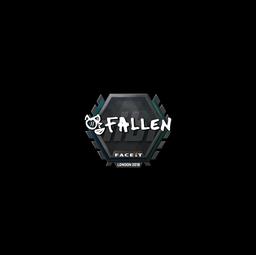Sticker | FalleN | London 2018