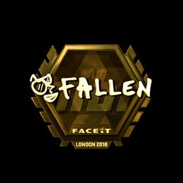 FalleN (Gold) | London 2018