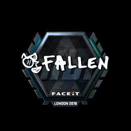 FalleN (Foil) | London 2018