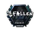 Sticker | FalleN (Foil) | London 2018