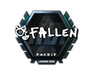 Skin Sticker | FalleN (Foil) | London 2018