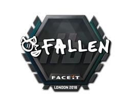 Sticker | FalleN | London 2018