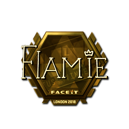 flamie (Gold) | London 2018