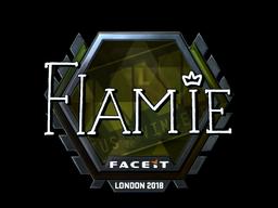 flamie | London 2018