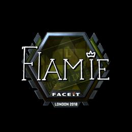 flamie (Foil) | London 2018