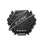 Sticker | Ex6TenZ | London 2018
