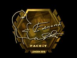 Edward | London 2018
