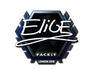 Skin Sticker | EliGE (Foil) | London 2018